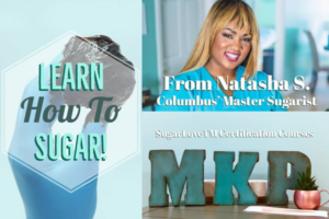 Natasha, Columbus master sugarist, learn how to sugar, DIY, sugaring, hair removal, MKP Waxing Salon, waxer, waxing, beauty, health, Georgia